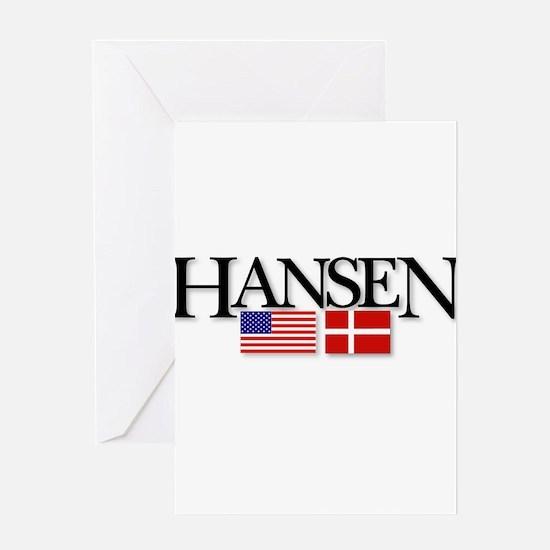 Cute Danish Greeting Card