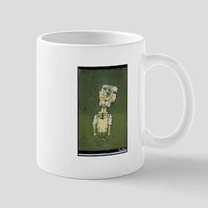 "Faces ""Klee"" Mug"