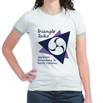 Women's (Jr. SIze) Ringer T-Shirt