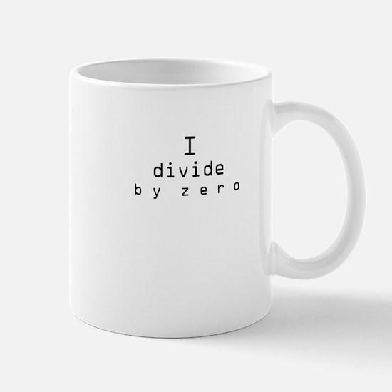 Divide by Zero Mug