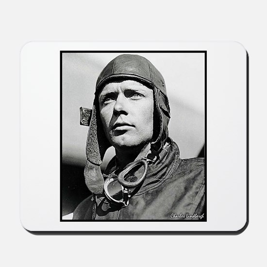 "Faces ""Lindbergh"" Mousepad"