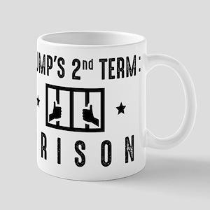 Trump's Second Term Prison Mugs