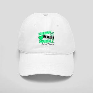 PEACE LOVE CURE Celiac Disease (L1) Cap