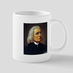 """Faces """"Liszt"""" Mug"""