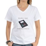 Maria Kay Women's V-Neck T-Shirt