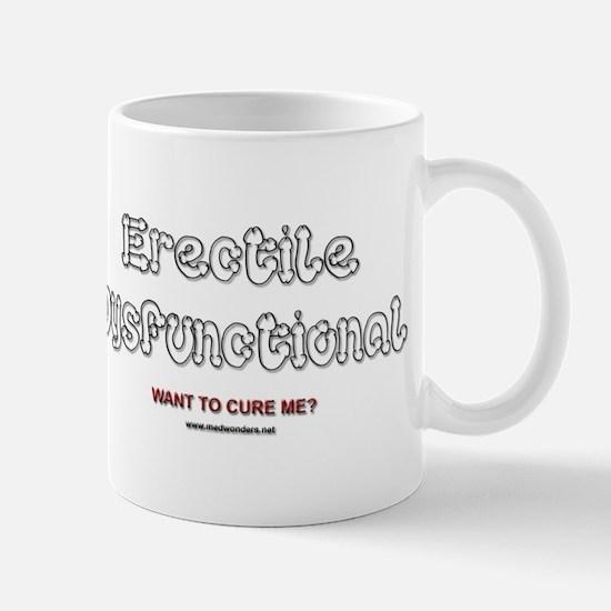 Erectile Dysfunctional Mug