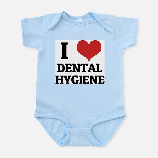 I Love Dental Hygiene Infant Creeper