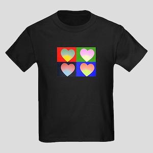 Hearts 4 Kids Dark T-Shirt