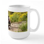 Turkey Strut Large Mug