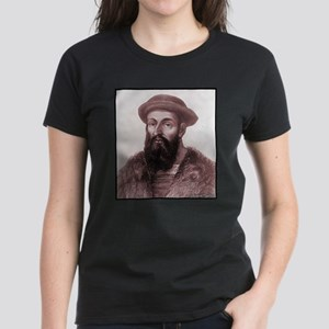 "Faces ""Magellan"" Women's Dark T-Shirt"