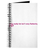 Being Fat... Journal