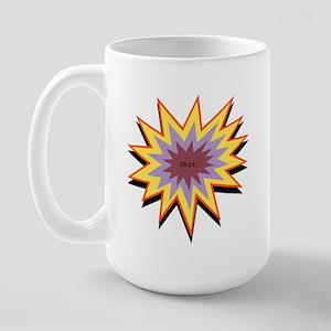 Shit. Large Mug