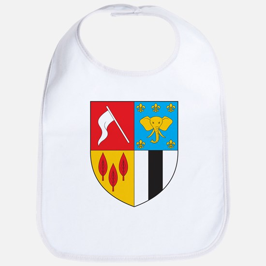 Brazzaville Coat of Arms Bib