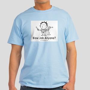 Hair Blow Light T-Shirt