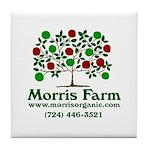 Morris Organic Tile Coaster