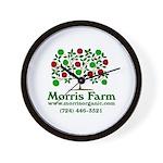 Morris Organic Wall Clock