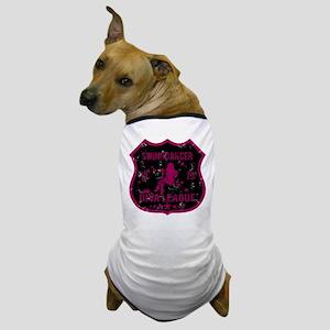 Swing Dancer Diva League Dog T-Shirt