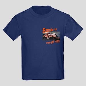 Smoke 'em Kids Dark T-Shirt