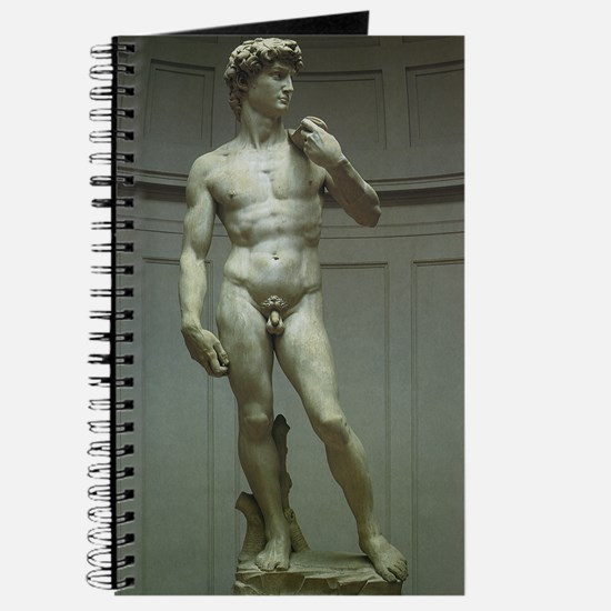 Statue of David by Michelangelo Journal