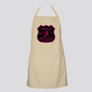 Didgeridoo Diva League BBQ Apron