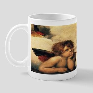 Angels by Raphael Mug