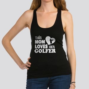This Mom Loves Her Golfer T Shirt Tank Top