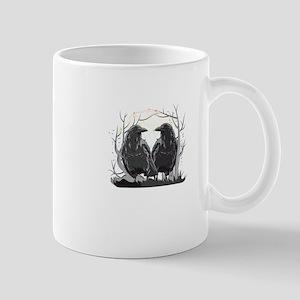 Huginn And Muninn Norse Mythology Ravens Midg Mugs