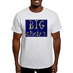 Big Chicken Ash Grey T-Shirt