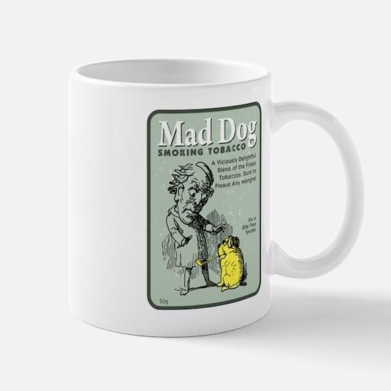 Mad Dog Tobacco Mug