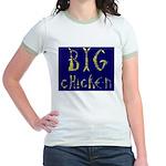 Big Chicken Jr. Ringer T-Shirt