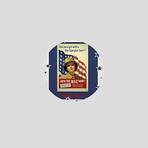 WAC Mini Button