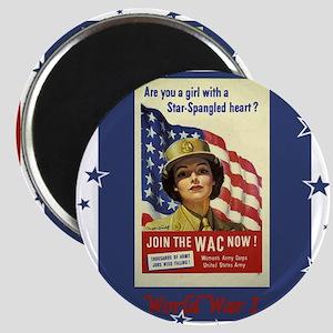 WAC Magnet