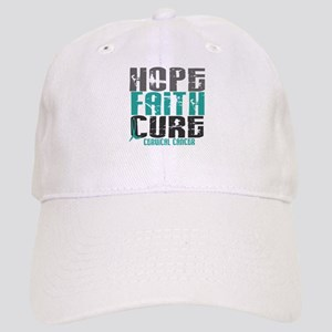 HOPE FAITH CURE Cervical Cancer Cap
