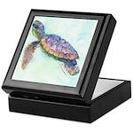 Sea Turtle No. 28 Keepsake Box