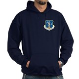 Air national guard Dark Hoodies