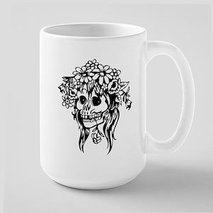 Garden of Deaden Large Mug