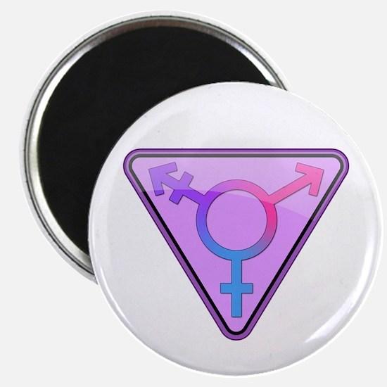 Transgender Symbol Magnet