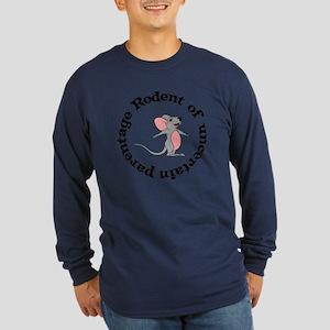 Rat Bastard Long Sleeve Dark T-Shirt