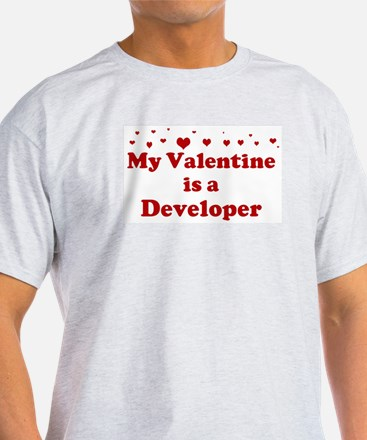 Valentine: Developer T-Shirt