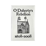 O'Doherty 1608-2008 Rectangle Magnet (100 pack)