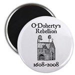 """O'Doherty 1608-2008 2.25"""" Magnet (100 pack)"""
