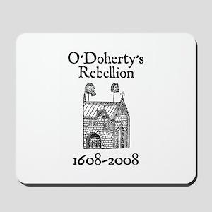 O'Doherty 1608-2008 Mousepad