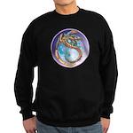 Magic Moon Dragon Sweatshirt (dark)