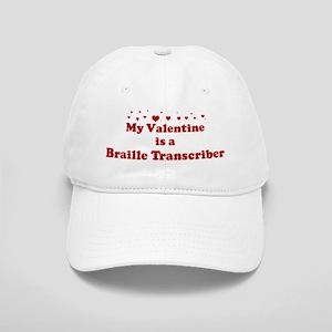 Valentine: Braille Transcribe Cap