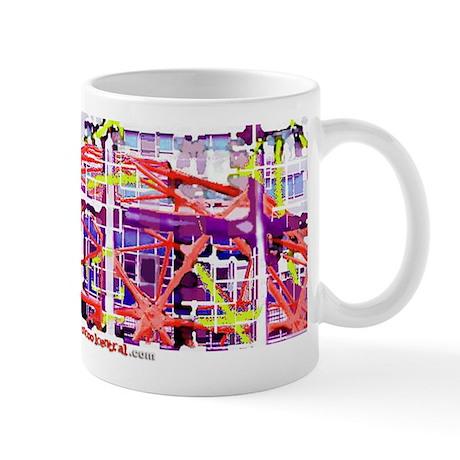 Uncoolcentral Jung' Gym Mug