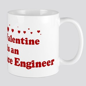Valentine: Aerospace Engineer Mug