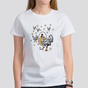 ChickenFlat T-Shirt
