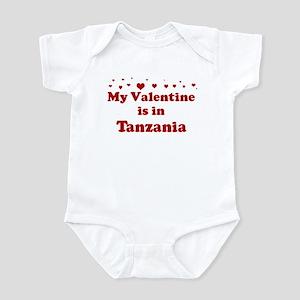 Valentine in Tanzania Infant Bodysuit