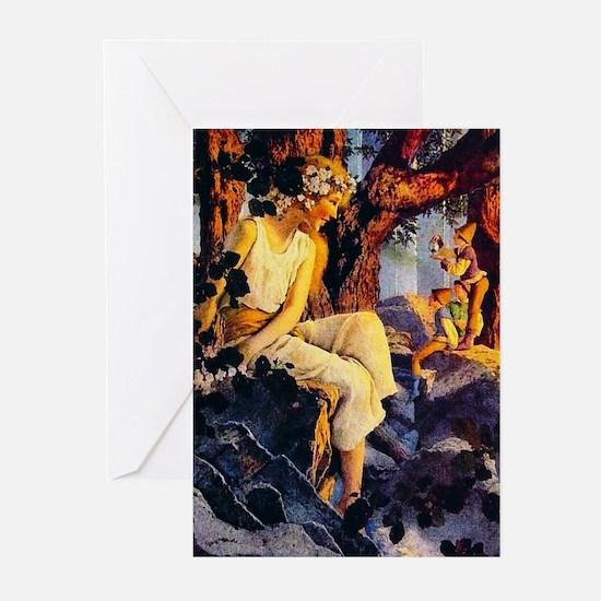 Maxfield Parrish La Parfum Cards (Pk of 10)