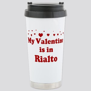 Valentine in Rialto Stainless Steel Travel Mug